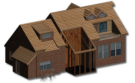 Модели Для 3D Max 9 Архитектура